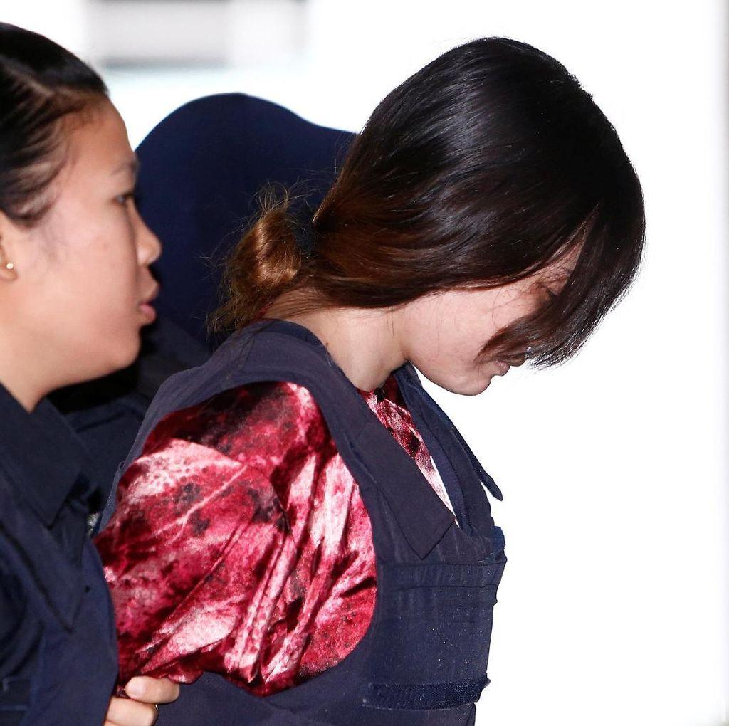 Adegan Ciuman Picu Tawa Seisi Ruang Sidang Kasus Kim Jong-Nam