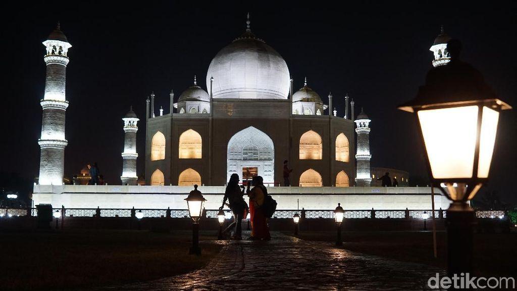 Taj Mahal India Tidak Cuma Ada di Agra Lho