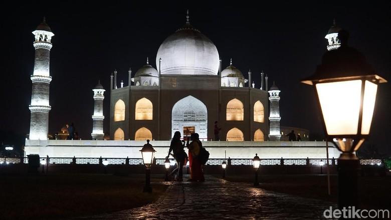 Replika Taj Mahal di Kolkata (Masaul/detikTravel)