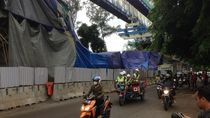 Dirut Jakpro: Seluruh Korban Beton LRT Roboh Sudah Dipulangkan