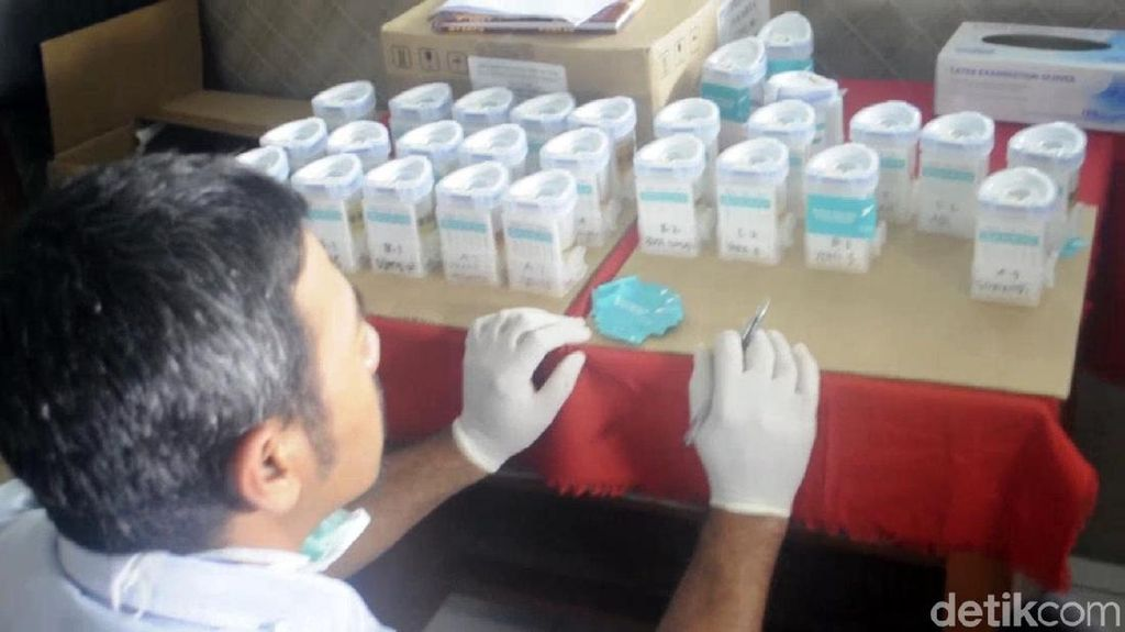 8 Tahanan Lapas Nyomplong Sukabumi Positif Narkoba