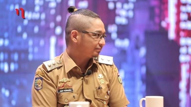 Kata Mendagri soal Gaya Rambut Pasha Ungu