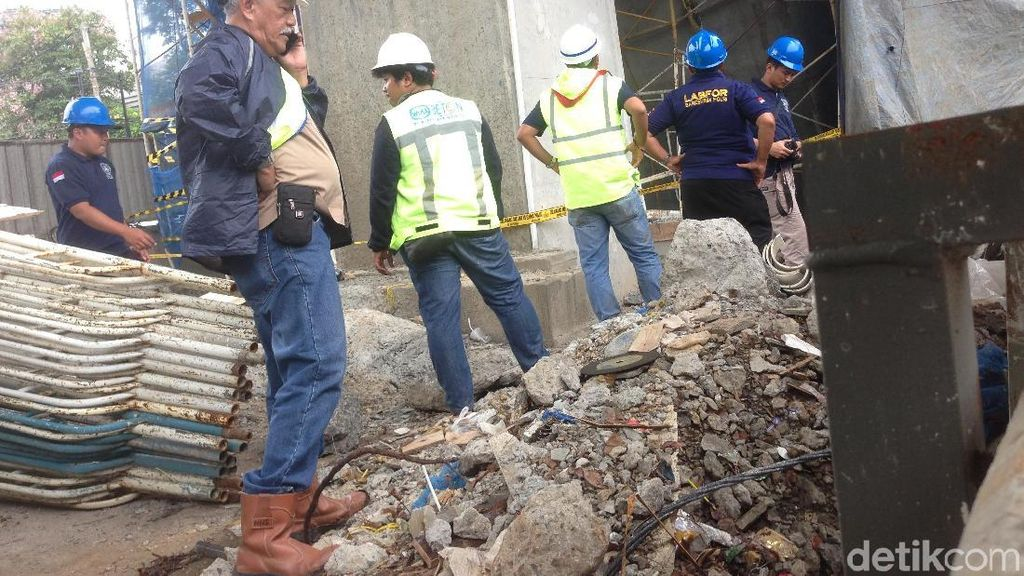 Beton LRT Jakarta Ambruk, Saham WIKA Ikut Terkapar