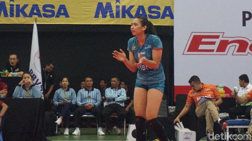 Alasan Yolla Yuliana Terima Tawaran Jakarta BNI Taplus