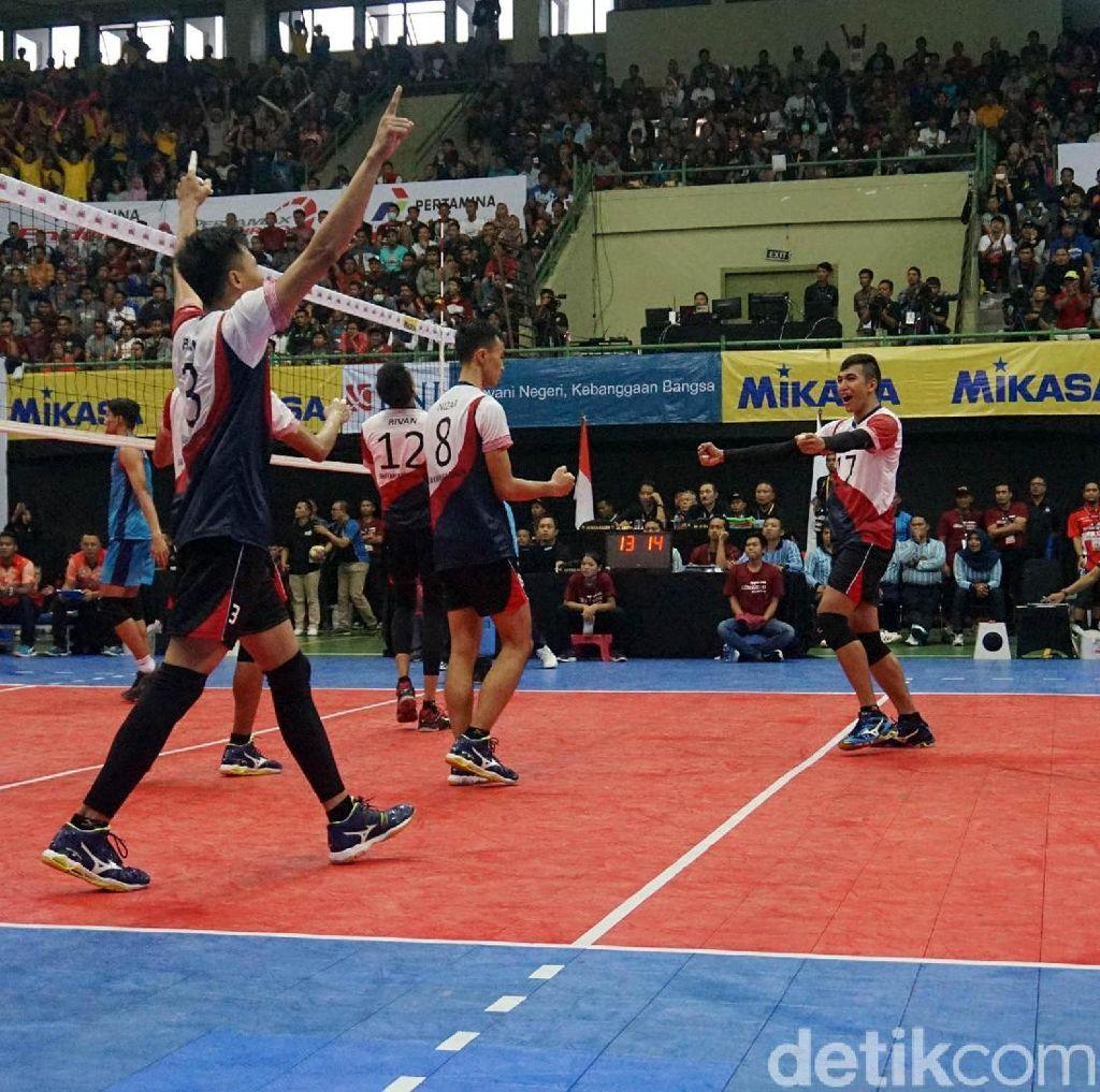 Ini Harga Tiket Final Proliga 2018 di Yogyakarta