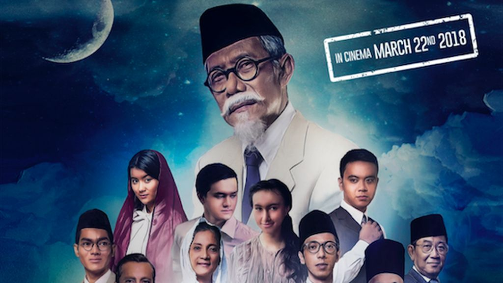 Ini Trailer Moonrise Over Egypt, Film Perjuangan Diplomatik Agus Salim