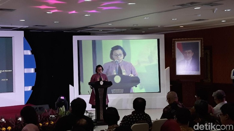 Di Acara Kemenpan RB, Sri Mulyani Beri Pesan untuk CPNS