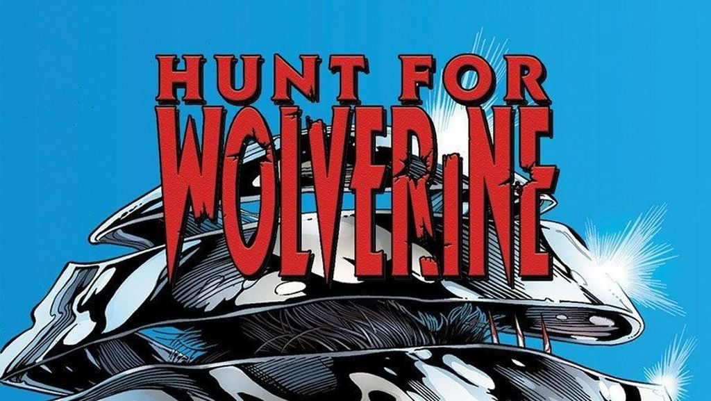 Marvel Comics Umumkan The Hunt for Wolverine