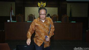 'Jurus' Lupa dan Tidak Ingat Made Oka Masagung di Sidang Novanto