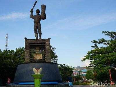 Liburan ke Ambon, Mesti Lihat Patung Pattimura