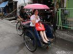 Anies Akan Hidupkan Kembali Becak di Jakarta