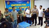 Cyber Patrol Polda DIY Gagalkan Perdagangan Buaya Muara