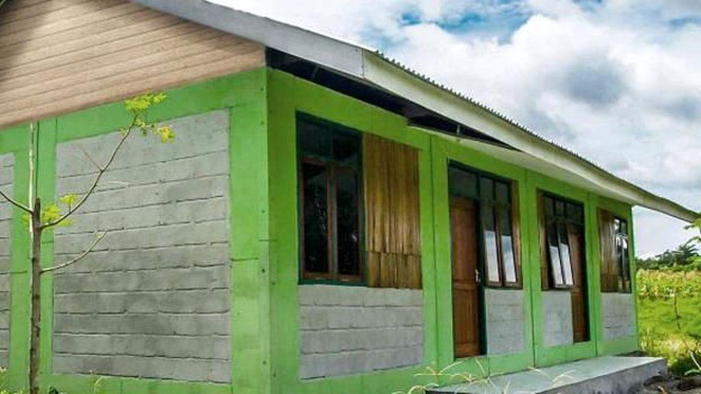 RI Punya Rumah Anti Gempa, Begini Bentuknya