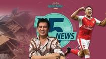 Gempa 6,1 SR Guncang Jakarta, Selamat Jalan Sys NS!