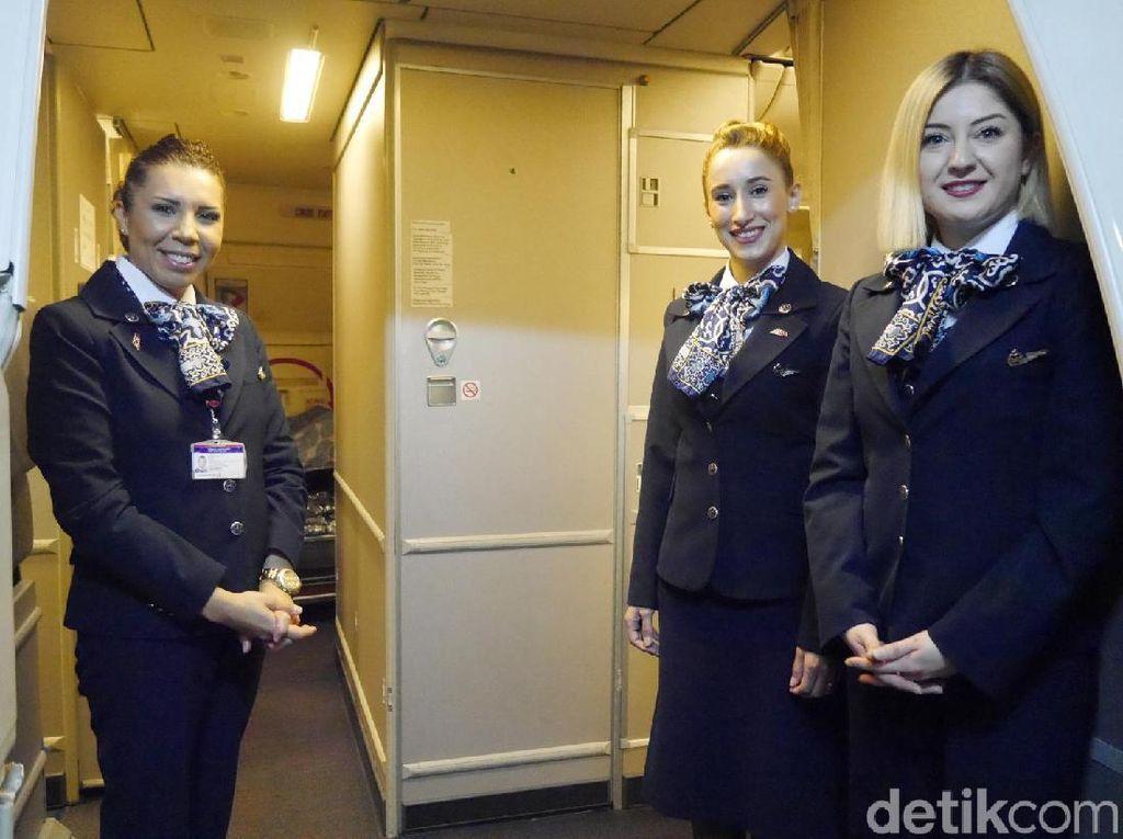Foto: Beginilah Kelas Bisnis Turkish Airlines