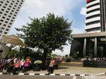 Karyawan KPK Juga Berhamburan Keluar Akibat Gempa
