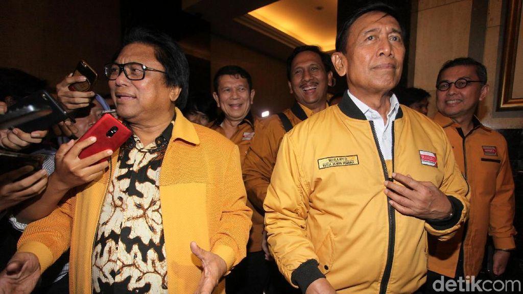OSO Sorongkan Wiranto Jadi Cawapres di Pemilu 2019