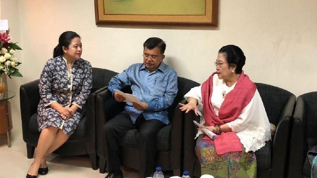 Cerita Megawati Dilarang Puan Rayakan Ultah di Tahun Politik