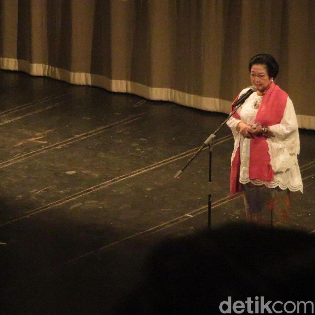 Megawati Akan Jadi Jurkam Pilkada Serentak