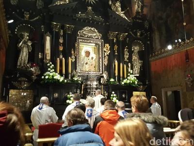Biara Pengabul Doa dari Polandia