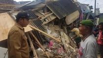 Foto: Belasan Rumah di Kabupaten Bogor Rusak Dampak Gempa Banten