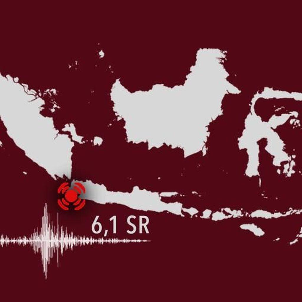 Beredar Kabar Ada Gempa Susulan Nanti Malam, BMKG Pastikan Hoax
