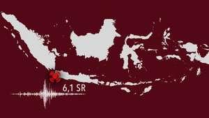 Gempa Banten 6,1 SR