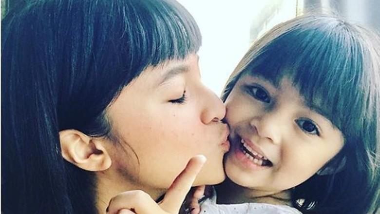 Pelajaran dari Ben dan Marshanda yang Berbalas Pesan Soal Anak/ Foto: Instagram/ Istimewa