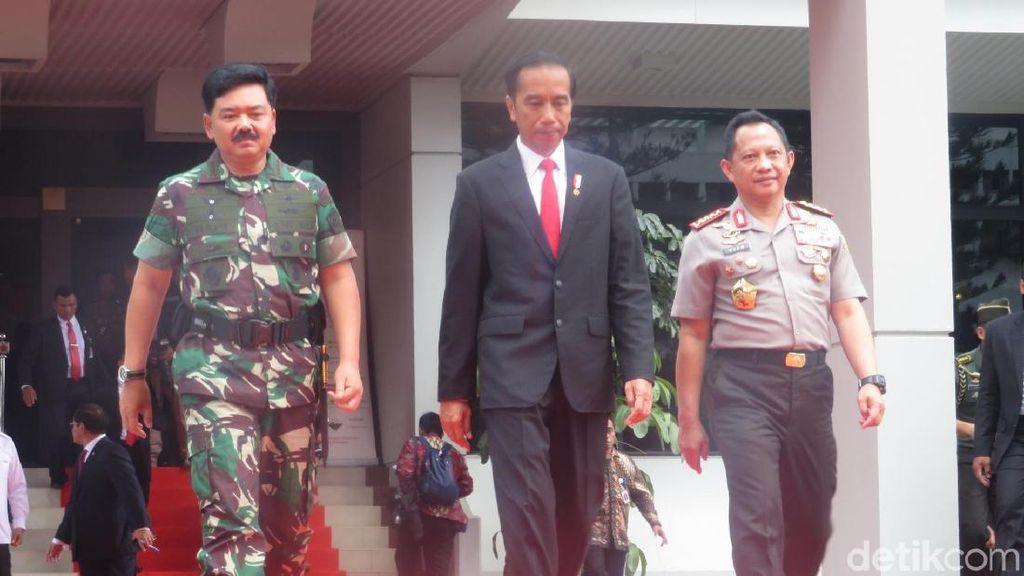 Marsekal Hadi Tjahjanto, Mantan Caddy Jadi Panglima TNI
