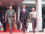 Panglima: Presiden Jokowi Harap TNI-Polri Jaga Soliditas