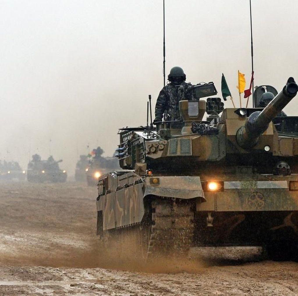 K2 Black Panther, Tank Canggih Korsel Buat Gertak Korut