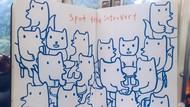Inspirasi Karakter Choo Choo Karya Citra Marina dari Rubah dan Anjing