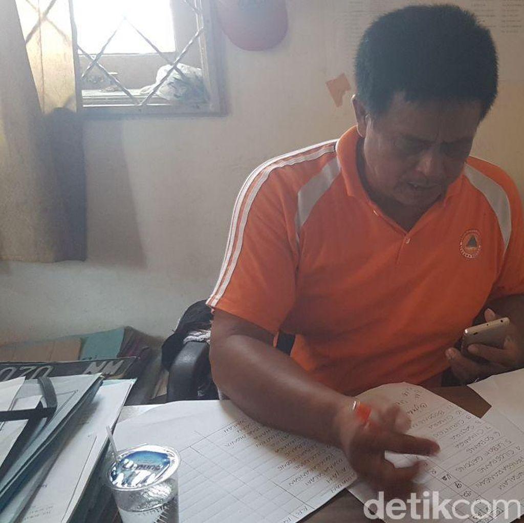BPBD: 294 Rumah dan 1 Puskesmas Rusak di Lebak Banten Akibat Gempa