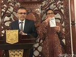 Bertemu Dubes Slovakia, Sandiaga Tersengsem Plastik dari Jelantah