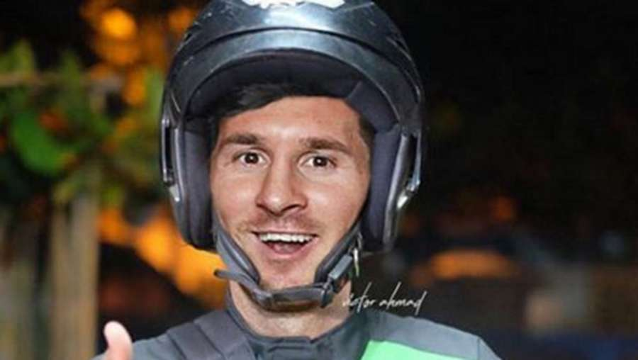 Messi Berjaket Go-Jek, Isyana Kini Jadi Korban Dede Sunandar