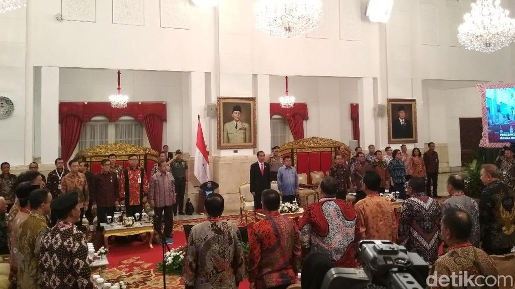 Jengkelnya Jokowi Saat Tahu Perizinan di Daerah Masih Lelet