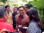 Usai Gempa, Sandiaga Pilih Rapat di Halaman Balai Kota