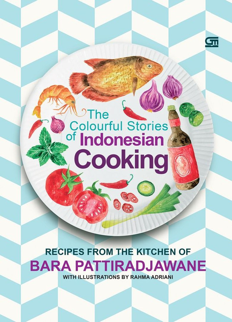 3 Buku Kuliner Indonesia Dinominasikan Gourmand World Cookbook Awards 2018