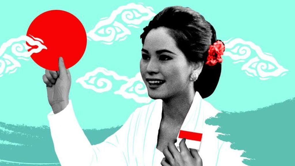 Empat Perempuan Jepang Untuk Sukarno