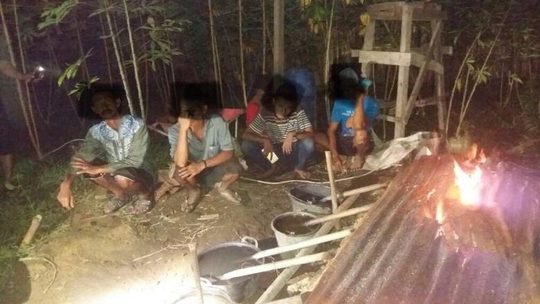 Home Industry Air Raksa Digerebek di Ambon, 2 Pelajar Terlibat