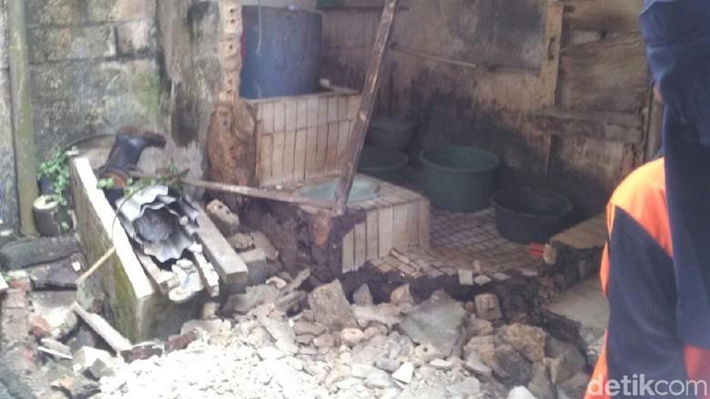 Gempa Bikin 1 Rumah Rusak di Jagakarsa, 1 Orang Terluka