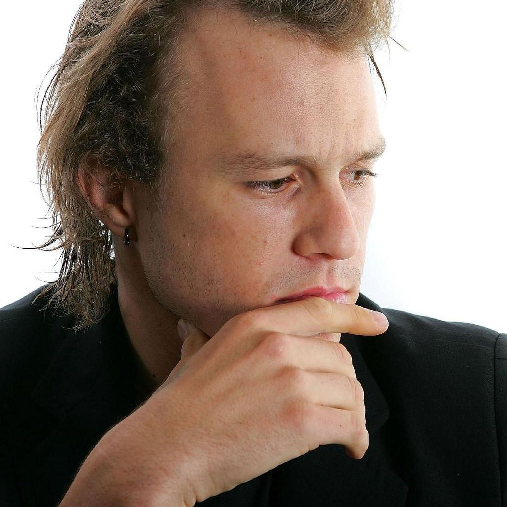 Punya Sihir Akting, Heath Ledger Bikin Bangga Christopher Nolan