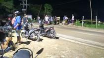 Protes Debu dan Lumpur, Warga Tutup Akses Proyek Tol di Gresik