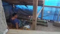Sering Mengamuk, Ibu 8 Anak Ini Terpaksa Dipasung Suaminya