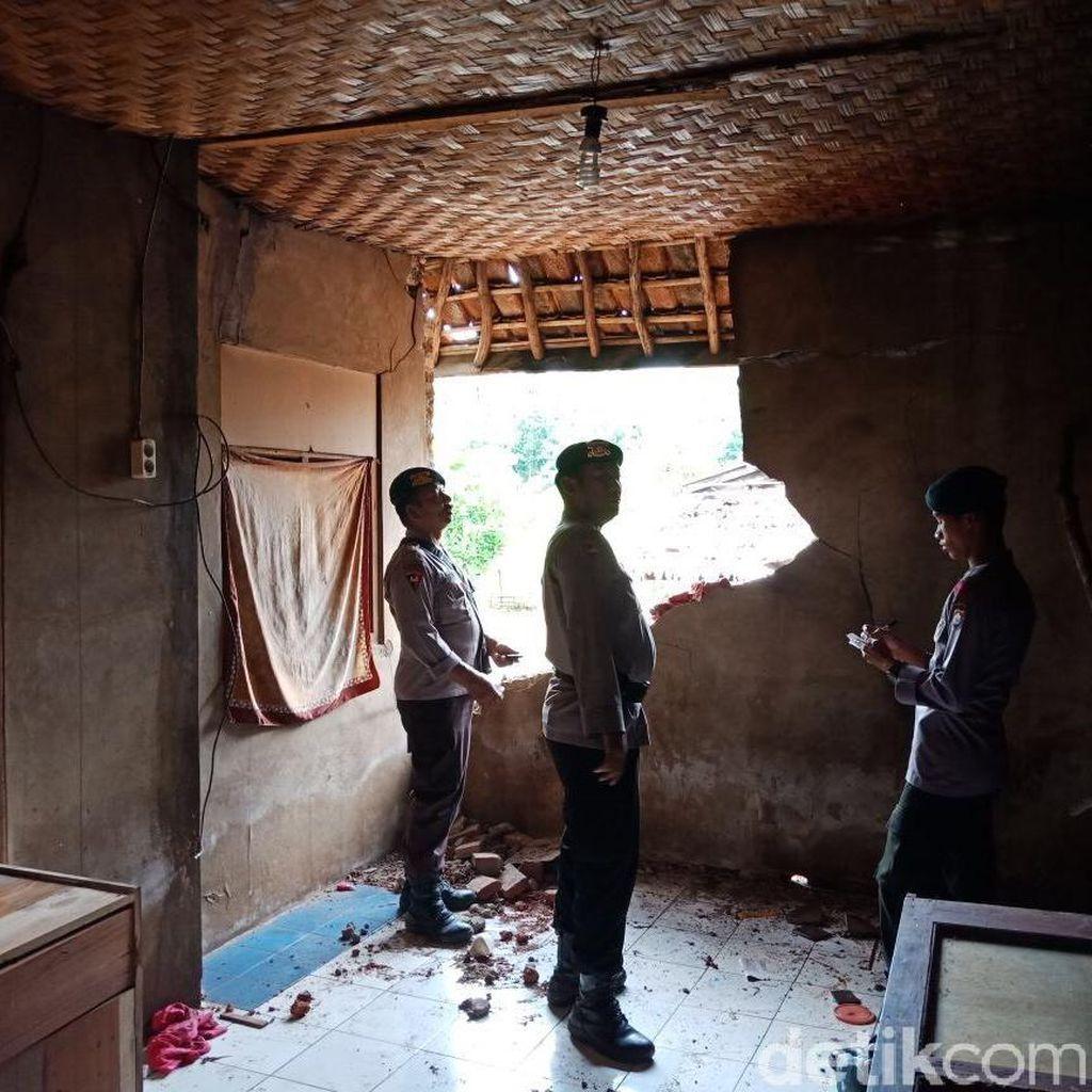 Gempa Banten, Kemensos Kirim Bantuan Beras hingga Selimut