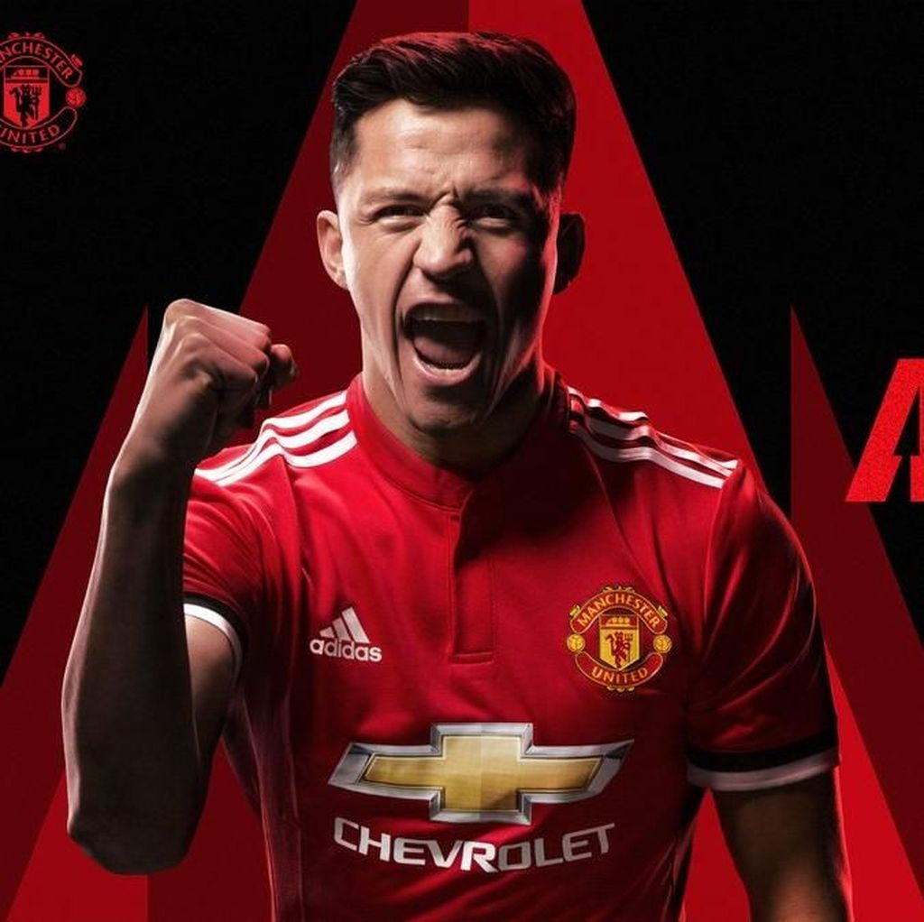 Sanchez Tak Bisa Tolak Kesempatan Dilatih Mourinho