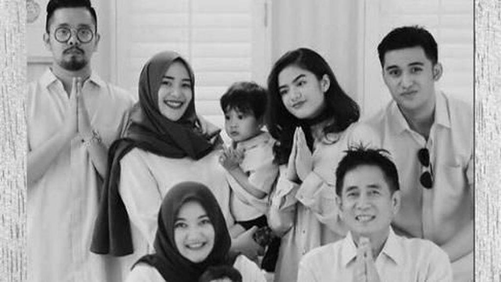 Momen Kebersamaan Sys NS dengan Keluarga