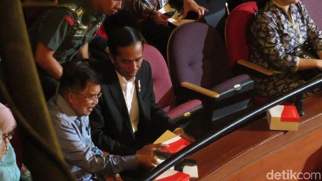Lobi-lobi Jokowi-JK Lewat Makan Siang Bersama