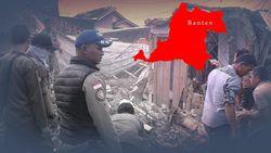 Ini Data Rumah Rusak dan Korban Luka Gempa Banten dari BPDB Jabar