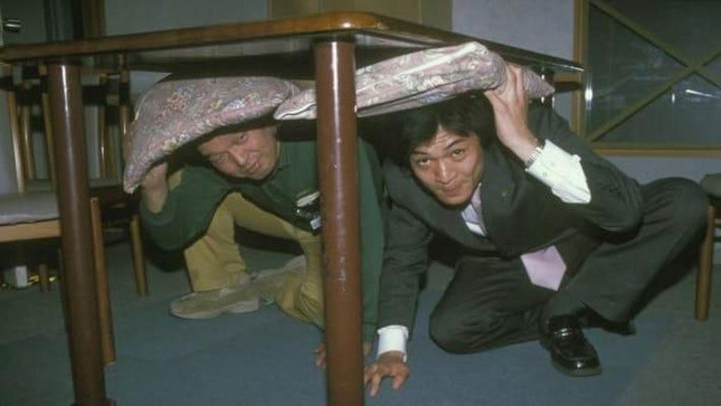 Mengenal Wisata Gempa di Jepang